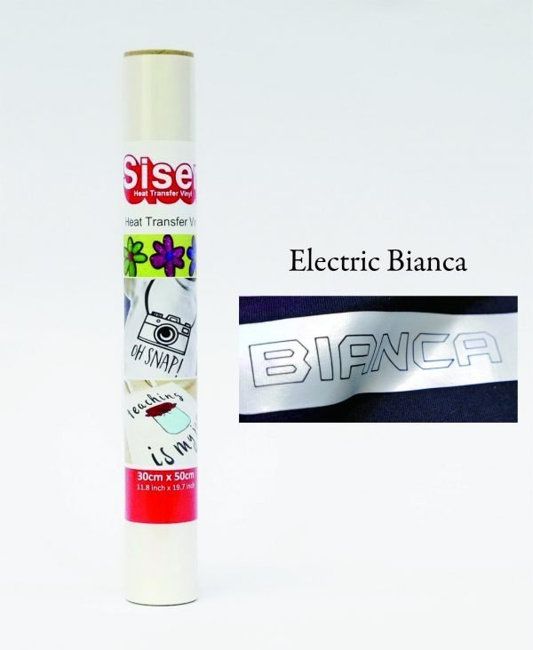 Siser Electric Bianca