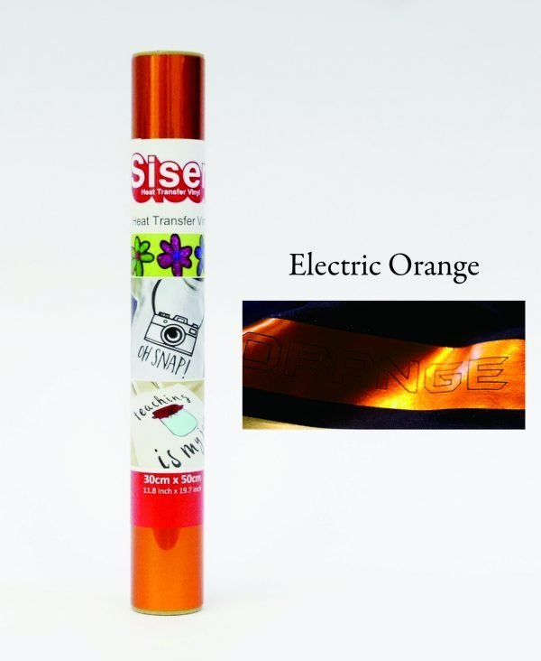 Siser Electric Orange