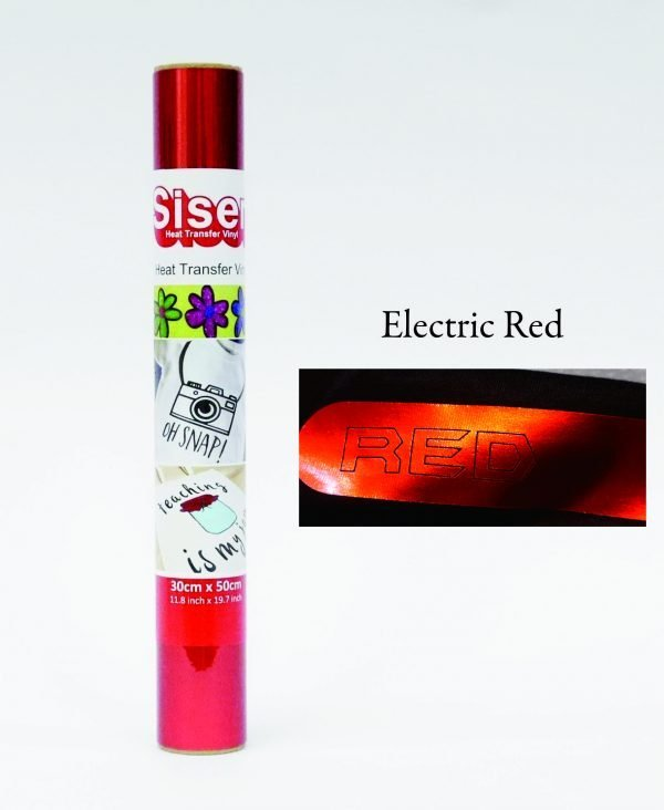 Siser Electric Red
