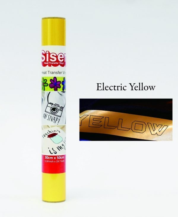 Siser Electric Yellow