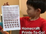 Homecraft Prints-to-Go!